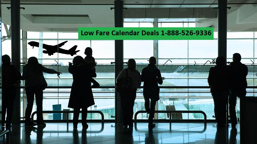 Low Fare Calendar
