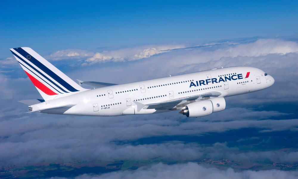 Air France Reservation