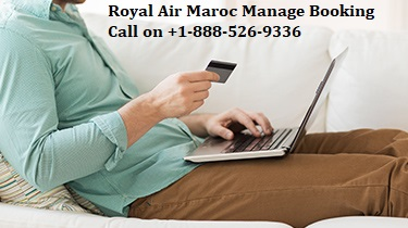 Royal Air Maroc Manage Booking
