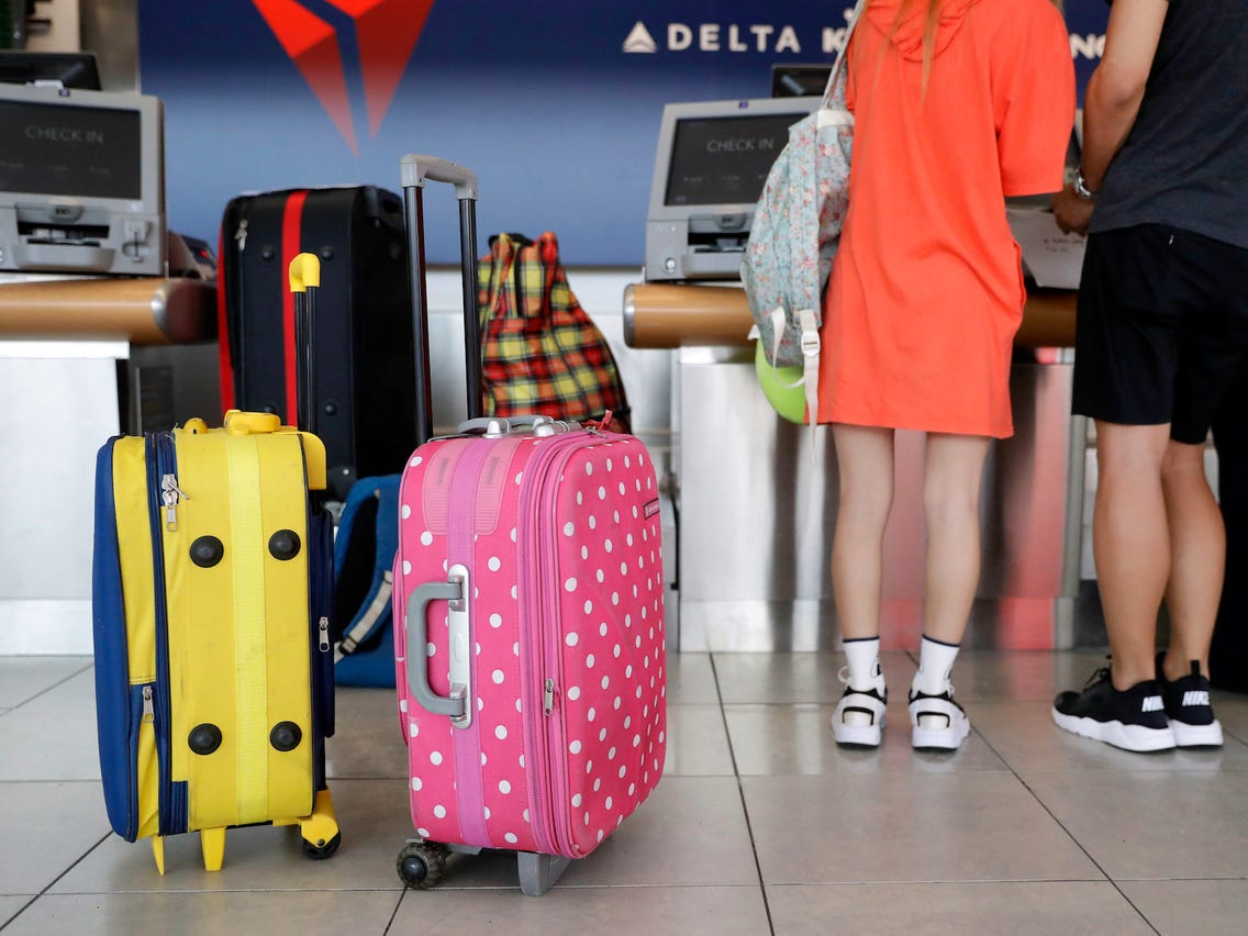 baggage policy delta air