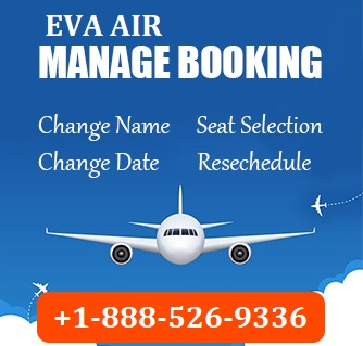 eva airlines manage booking