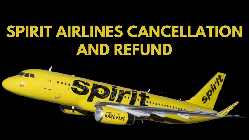 Spirit Airlines Refund tickets