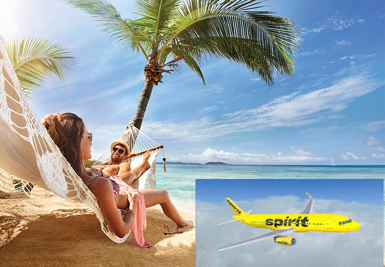 Spirit Airlines Vacations