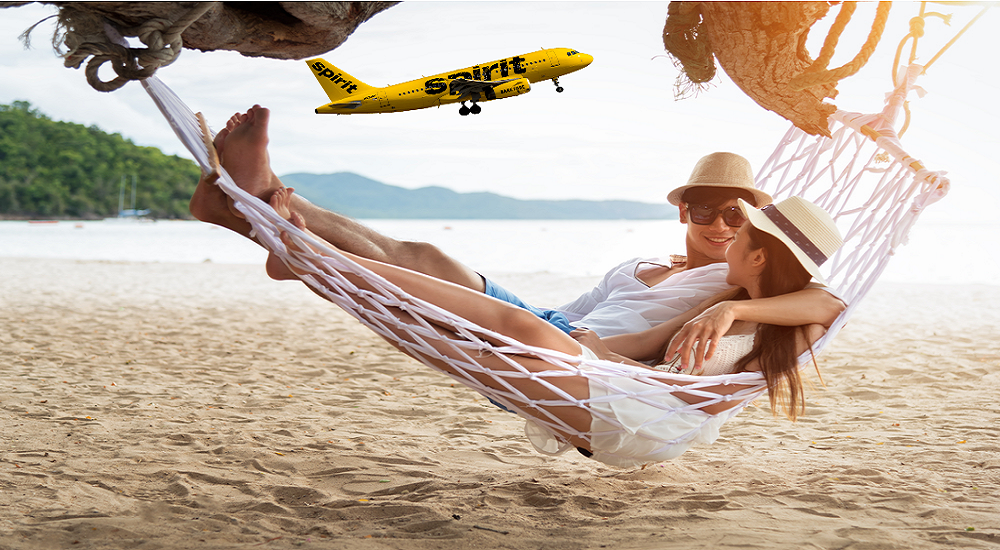 spirit airlines vacations packages